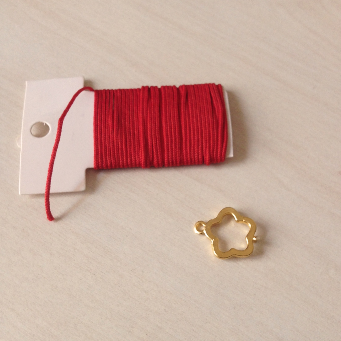El Örgüsü Bileklik / Hand knit Bracelet