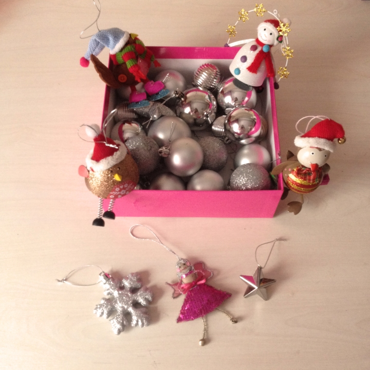Yılbaşı Süsleri / New year Ornaments