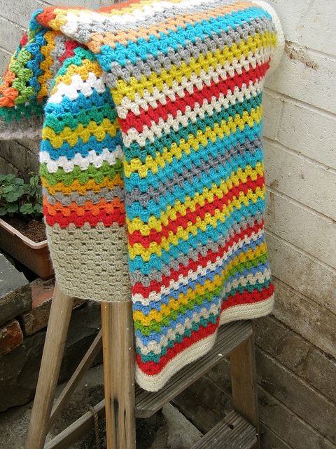 Tığişi Battaniyeler - Crochet Blankets