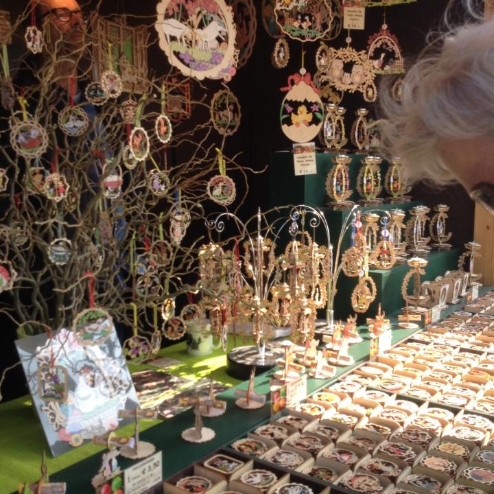 Viyana'da Paskalya Pazarı / Easter Market in Vienna