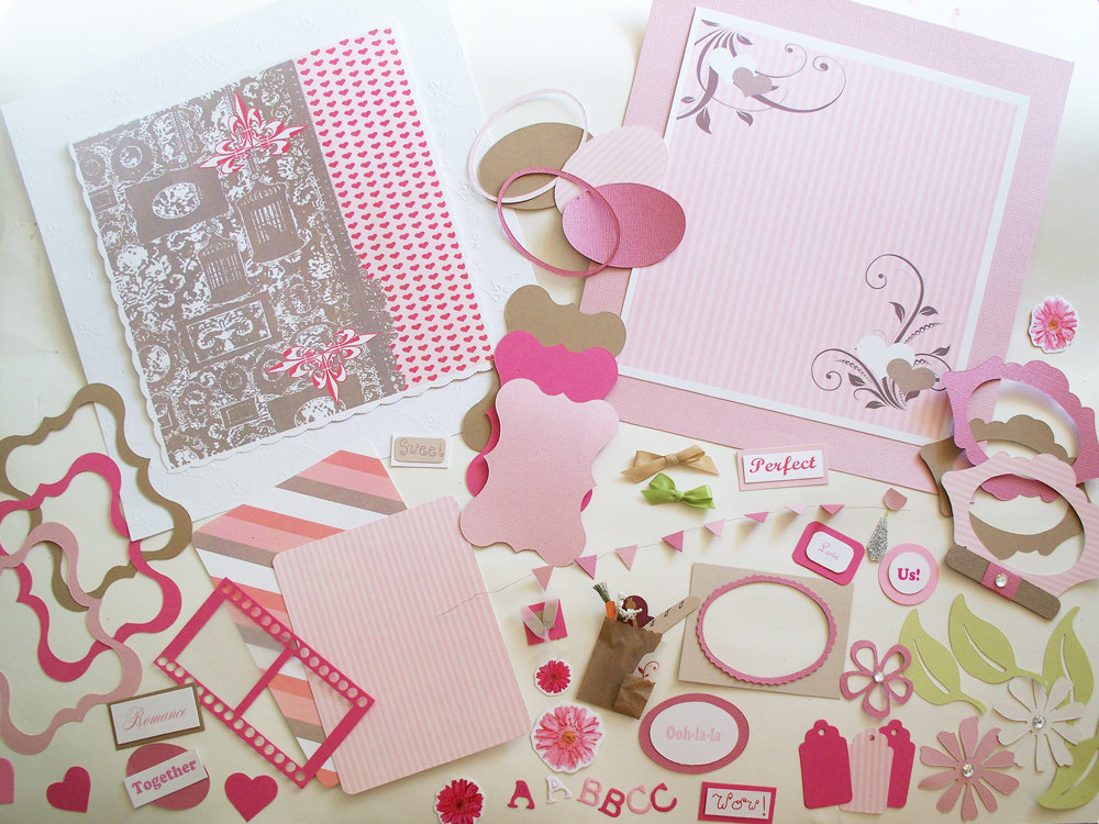 Way-To-Create-A-Homemade-Scrapbook-Album
