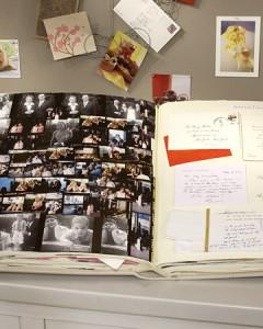 Scrapbook example / Scrapbook örneği