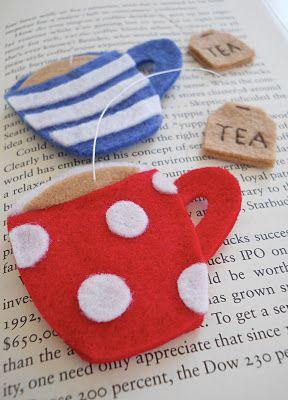 8El yapımı Kitap Ayraçları / Handmade Bookmarks