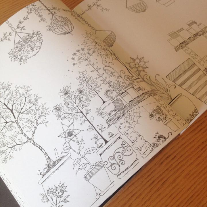 yeni trend: boyama kitabı / new trend: coloring book