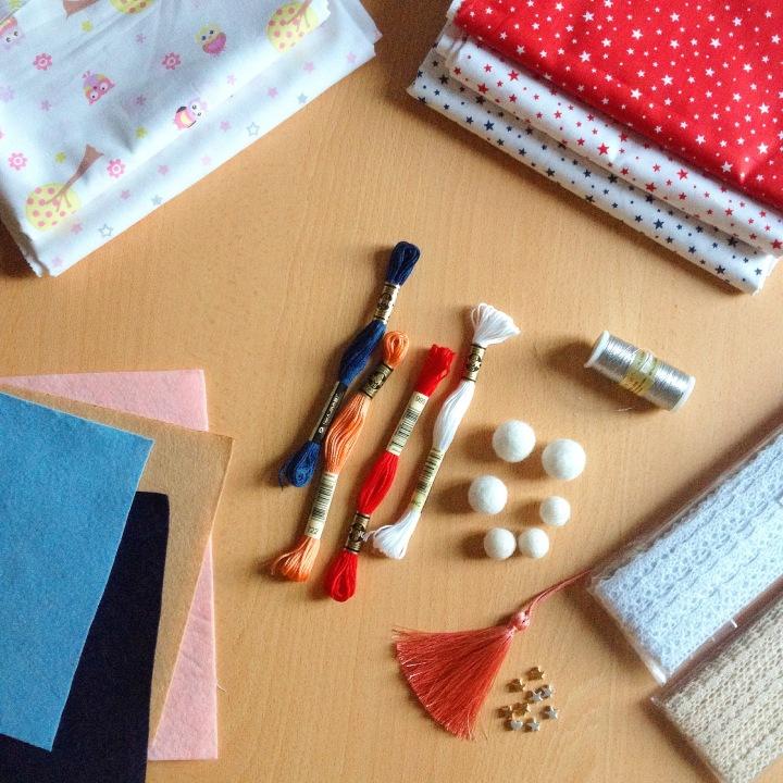 Elişi Malzemeleri Alışverişi / Craft Supplies Shopping