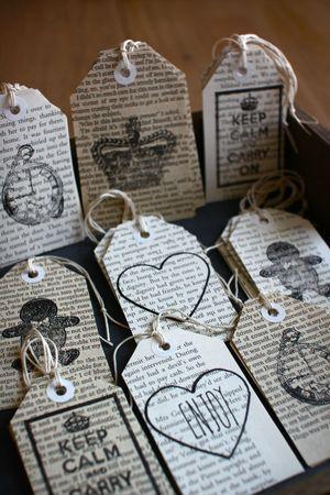 El yapımı Kitap Ayraçları / Handmade Bookmarks