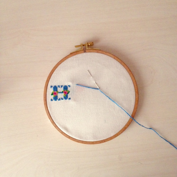 Kanaviçe / Cross stitch