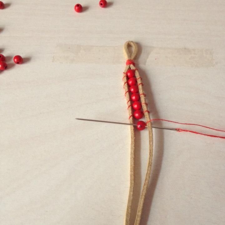 Handmade Bracelet / El yapımı Bileklik